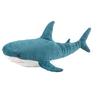 IKEA BLAHAJ Soft Toy Shark